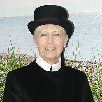 cilla wilcock, owner of east coast funerals