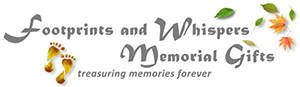 Footprints and whispers logo